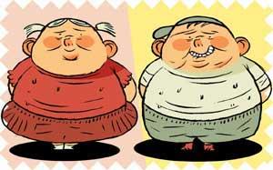 Niños de la ciudad mas obesos