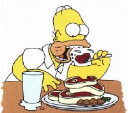 Comer mucho puede provocar incontinencia