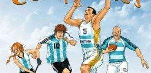 Ginóbili y Messi se unieron en una campaña contra la obesidad infantil