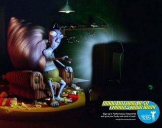 Afiches sobre la obesidad 55