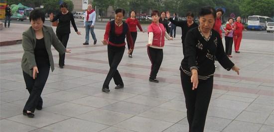 Beneficios del  Tai Chi y el Qigong