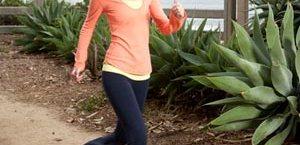Celulitis, caminar para combatirla