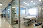 Nueva terapia intensiva del Hospital Italiano