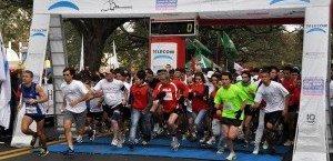 10 º Carrera y Marcha Aeróbica Por los derechos del niño curados de cáncer