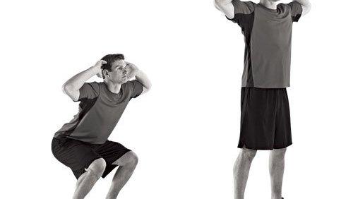 ejercicios piernas y gluteos  10 Ejercicios para piernas y gluteos