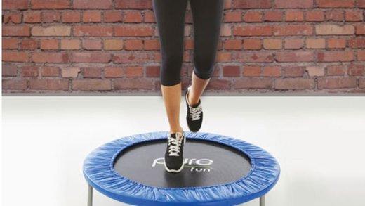 mini tramplolín Mini trampolín para bajar de peso