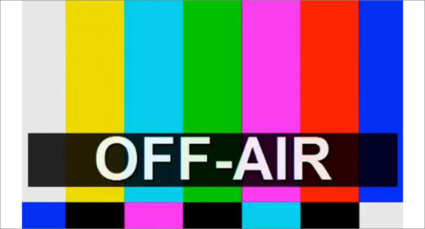 Twitterati abuzz with news channel going off air for 15 days -  Exchange4media