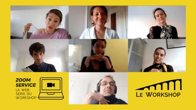 web serie zoom le workshop