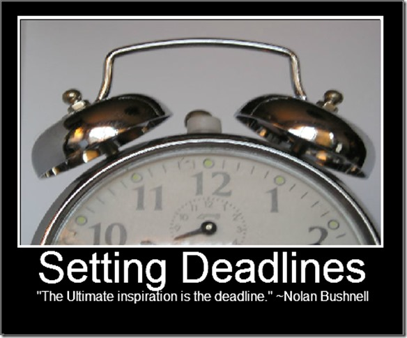 importance of deadlines Keep your application on track by checking these key dates and deadlines  throughout the application process.