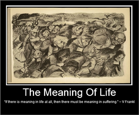 frankl the meaning of life Life and work viktor emil frankl his last two books are man's search for ultimate meaning and viktor frankl - recollections, both published in 1997.