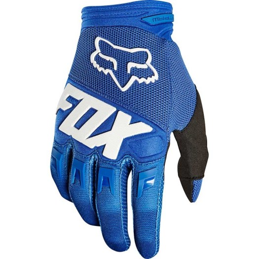 Image result for fox youth gloves blue