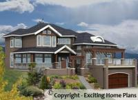 House Plan Information for E1070