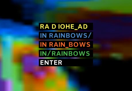 Radiohead/In Rainbows