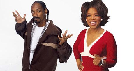 Oprah vs Snoop