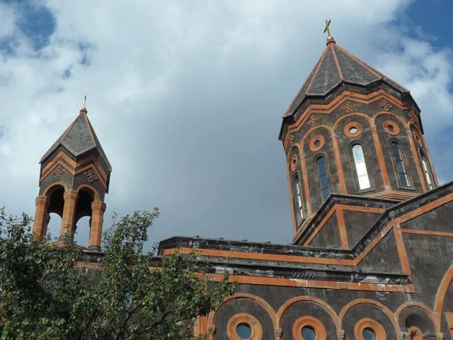 Le pays est ponctué d'édifices religieux qui ont traversé le temps (c)G.A.-D.
