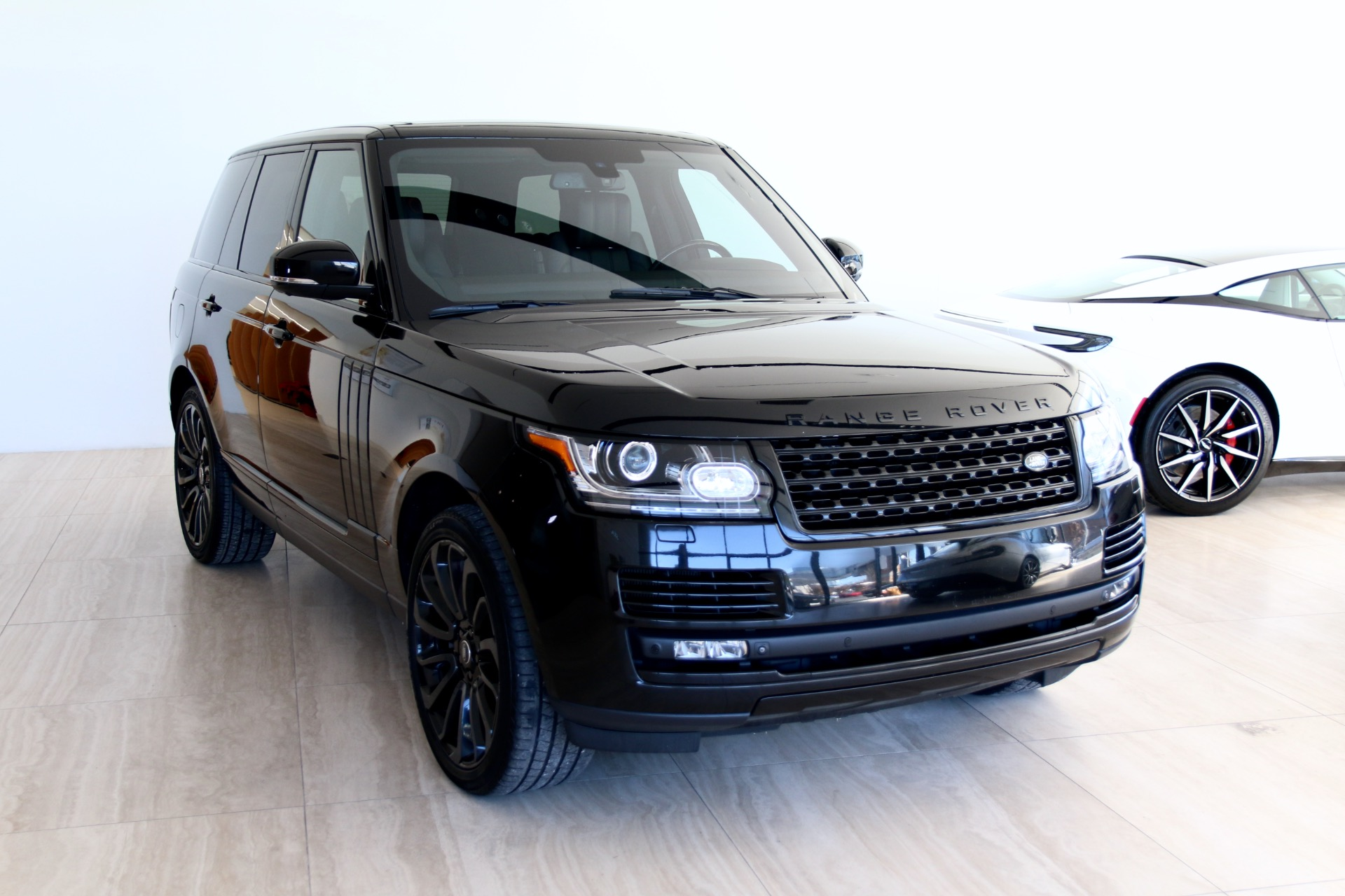 2015 Land Rover Range Rover Supercharged Stock 8N A for