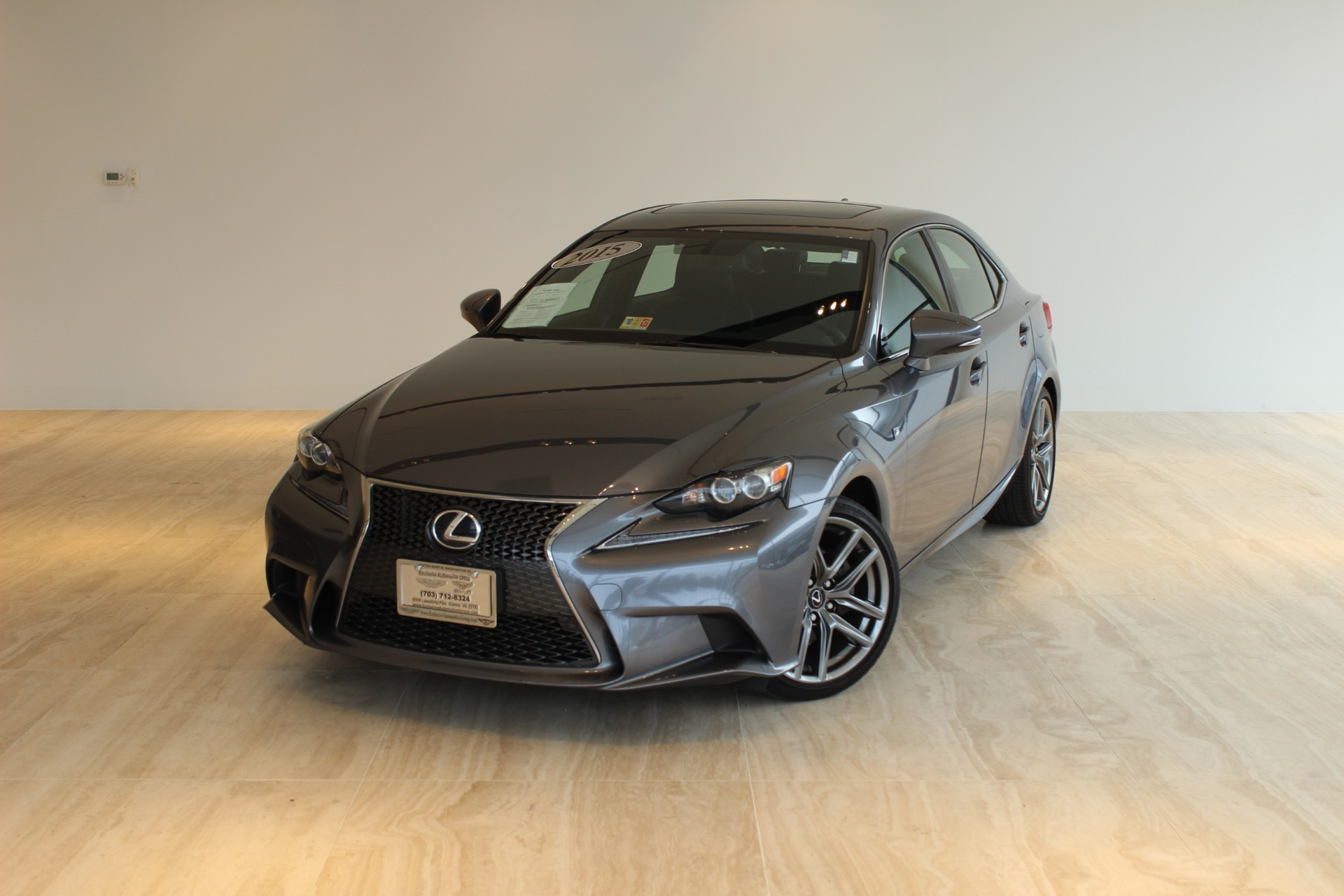 2015 Lexus IS 250 Crafted Line Stock P for sale near