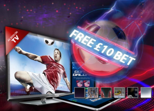 £10 Free No Deposit Betfred Offer