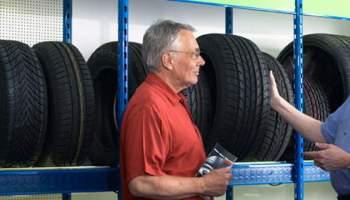 3 questions à poser pour l'achat de nouveaux pneus