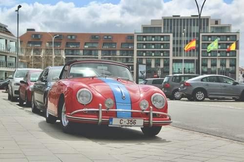 La Porsche 356 est-elle considérée comme une voiture de collection?