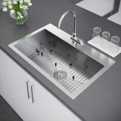Single Sink Kitchen Ceiling Fan Exclusive Heritage 33 X 22 Bowl Topmount