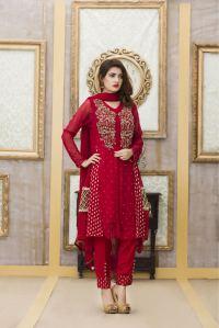 RED EXCLUSIVE BOUTIQUE PARTY DRESS - Exclusive Online Boutique