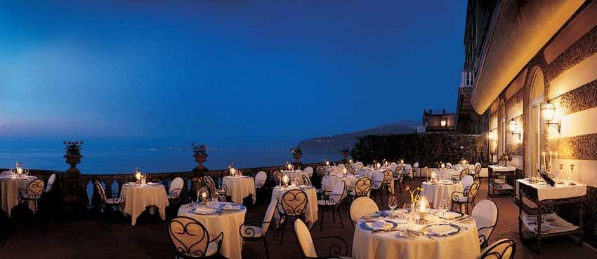 Weddings in Sorrento Wedding Reception in Sorrento