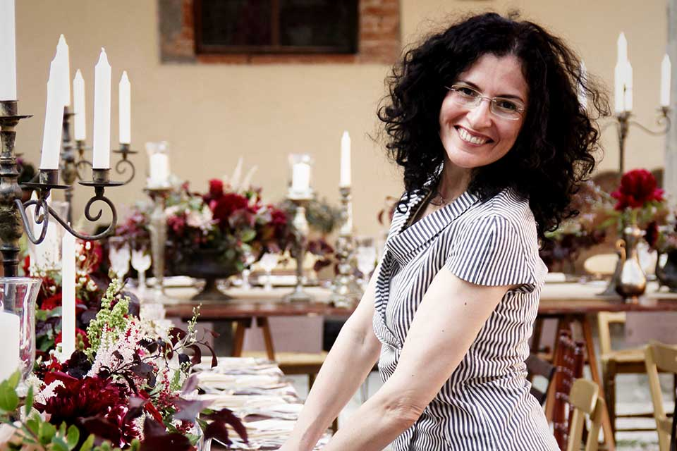 Laura Frappa Italian wedding planner