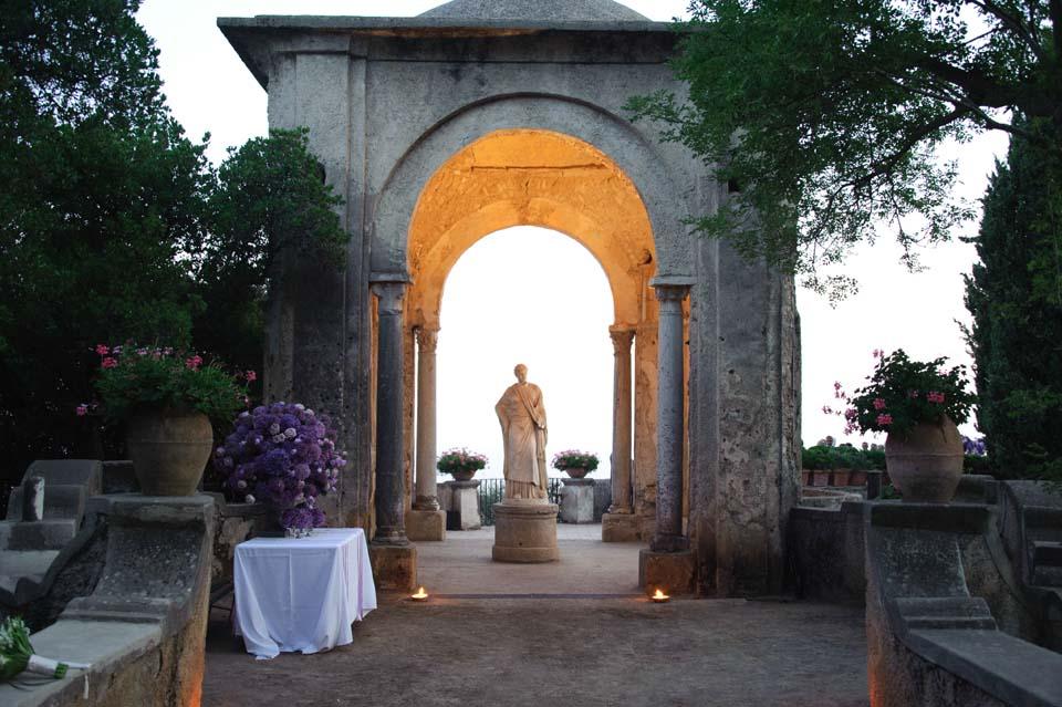 Belvedere of Villa Cimbrone