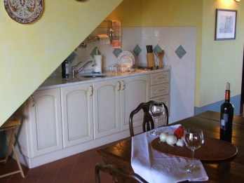 Mahonia kitchen