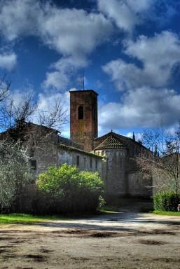 Pieve San Lucardo exterior