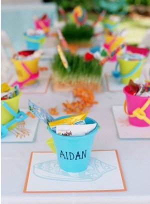 Table setting for kids - ideas
