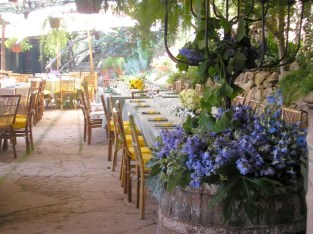 Eco-friendly wedding in Sorrento