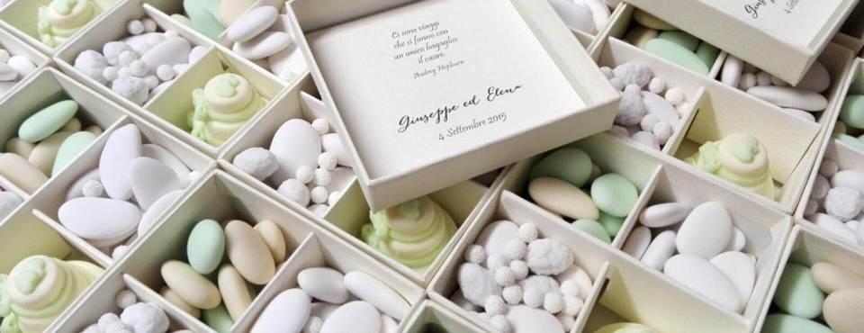 Traditional sugared almonds - Italian Wedding Favors