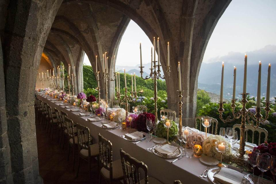 Decorate Your Wedding Reception In Italy Stylish Floral Arrangements Exclusive Italy Weddings Blog
