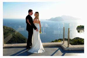 Protestant wedding at the Relais Blu in Sorrento planned by EIW (20)