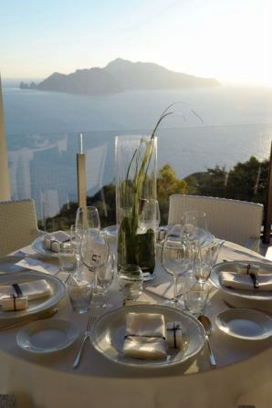 Protestant wedding at the Relais Blu in Sorrento planned by EIW (26)
