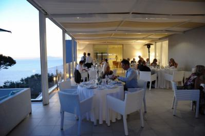 Protestant wedding at the Relais Blu in Sorrento planned by EIW (39)