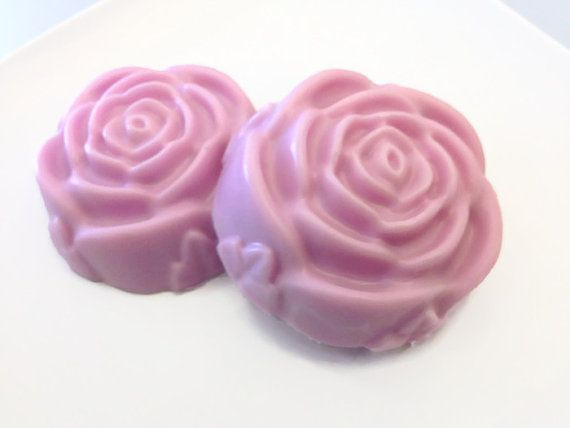 radiant orchid rose soap