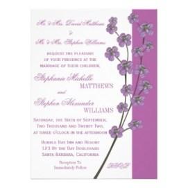 invitation radiant orchid