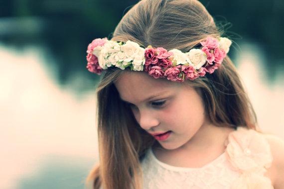 bohemian-flower-girl-crown