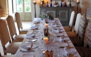Reception at Palazzo Terranova for Umbria weddings