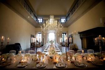Wedding Reception at Villa di Ulignano
