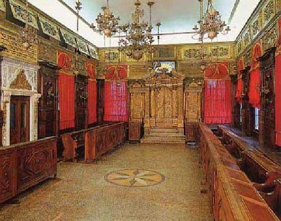 Scola Canton Venice Synagogue