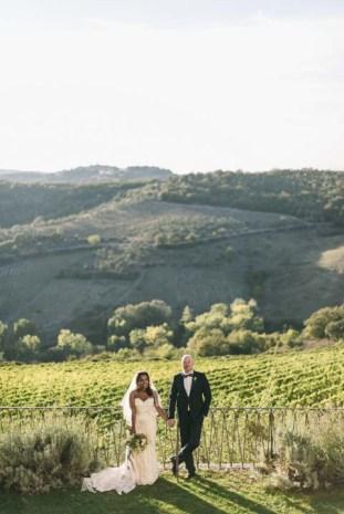 Wedding in the Chianti region