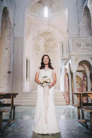 Ravello church for catholic weddings in Italy