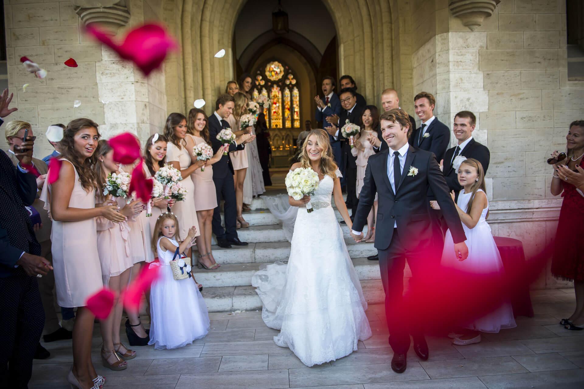 Florence Protestant Wedding