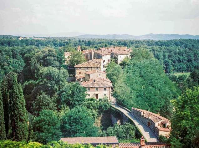 Il Borro venue in Tuscany