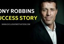 Tony Robbins Success Story