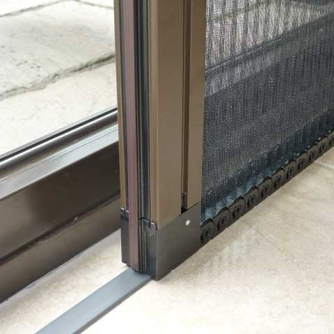 fly screens for bi fold and sliding